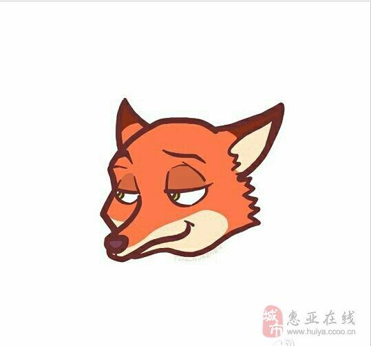 狐狸尼克图片