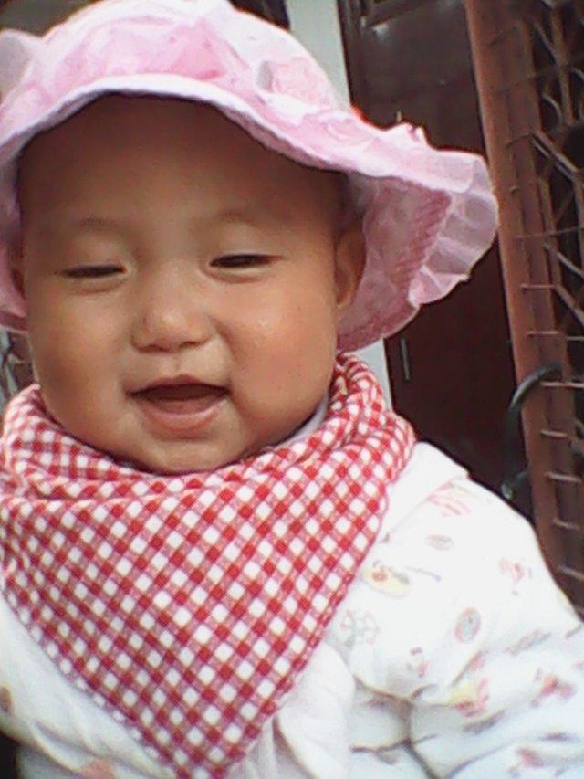 明月婴儿连衣裤编织法