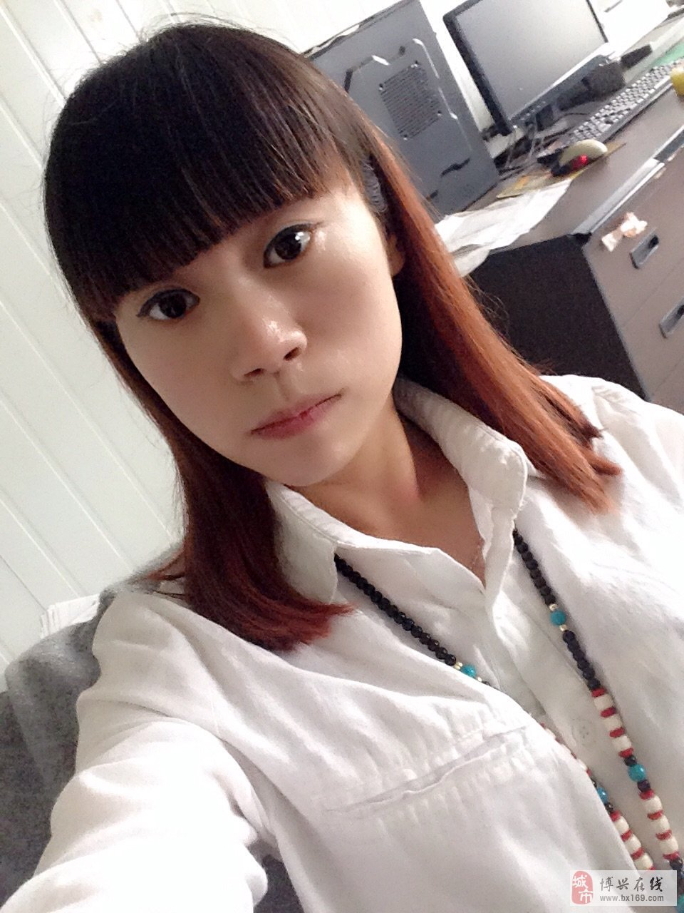 【美女秀场】赵颖 29岁 天蝎座 公司职员_美女