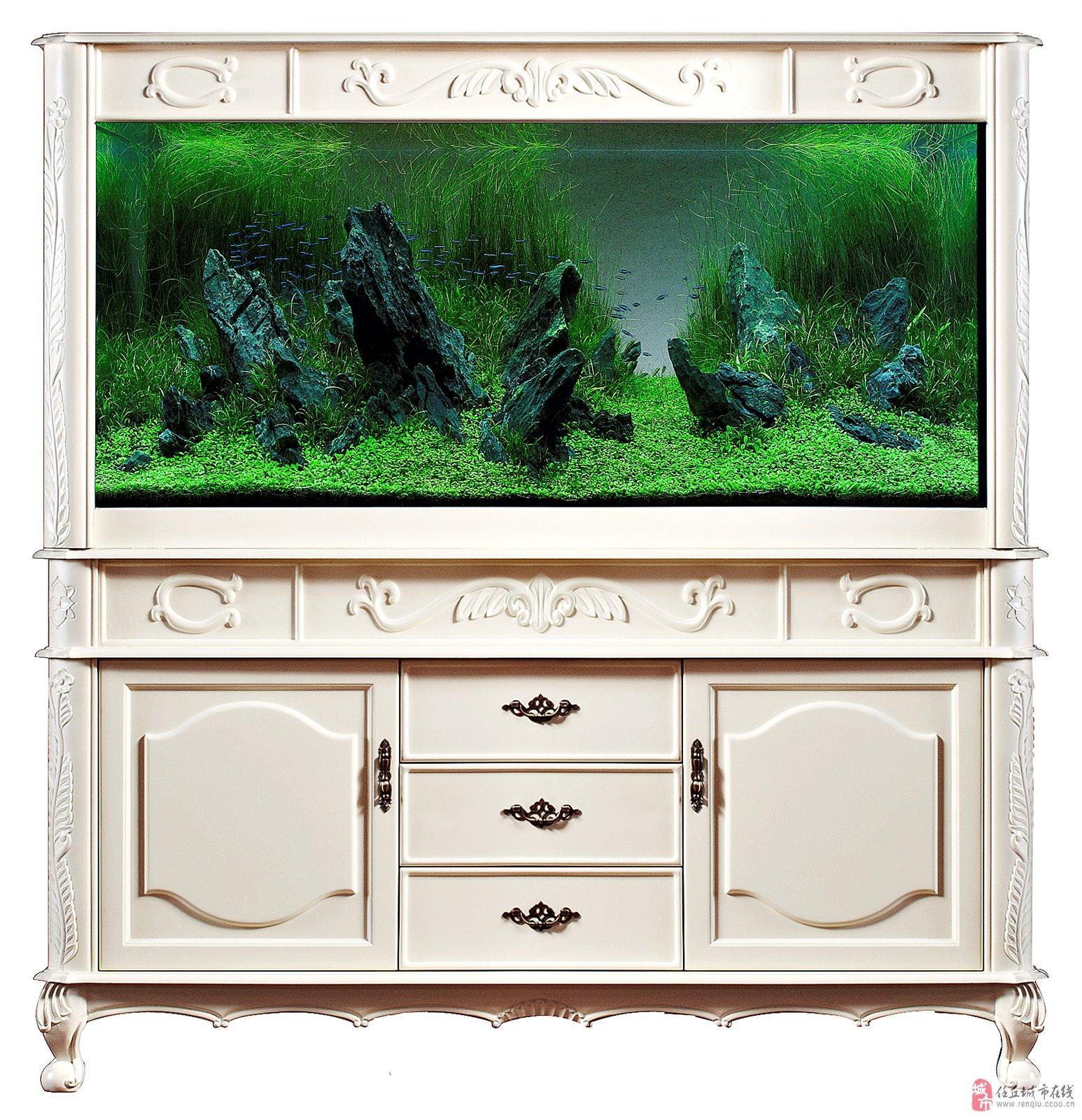 红木雕刻鱼缸,实木雕刻鱼缸