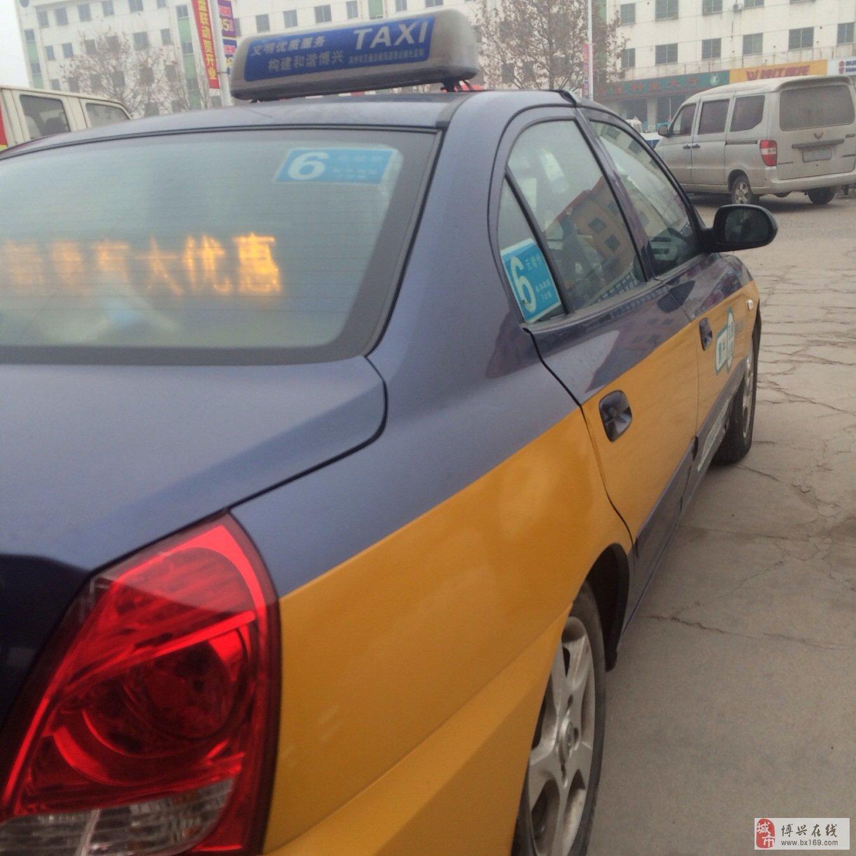 出租车出售_博兴在线