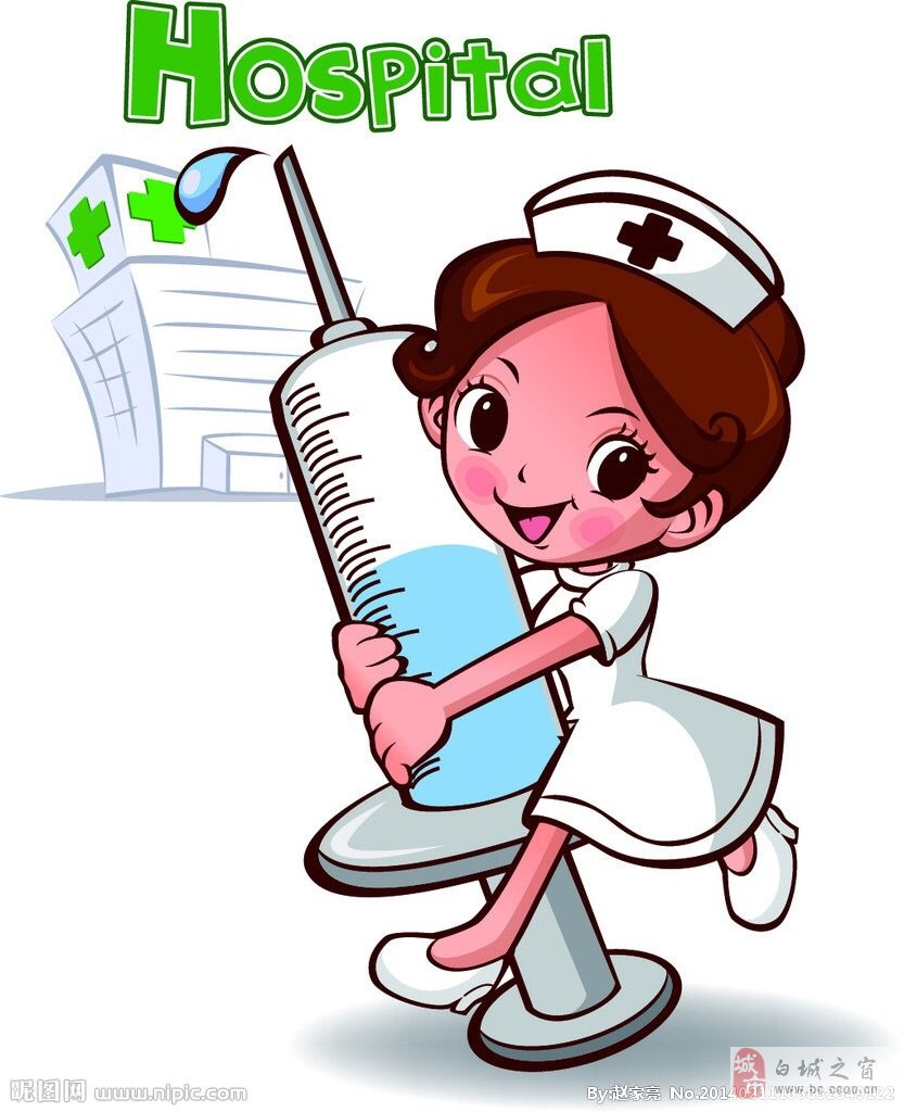 微信头像 卡通护士