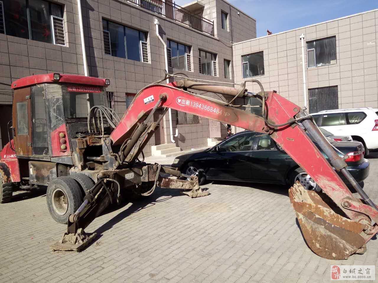 低价出售挖掘机