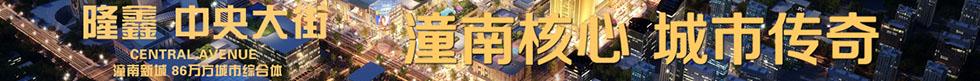 隆鑫·中央大街 潼南
