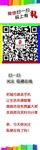 临泉在线公众微信推广