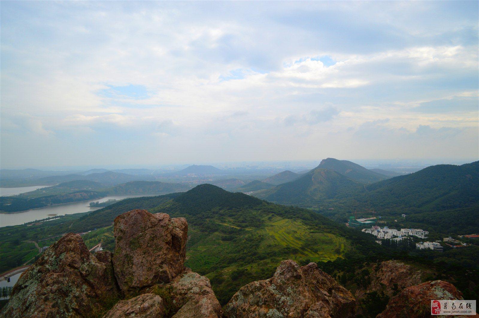 莒南马鬓山风景区