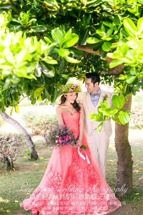 新郎新娘影楼拍婚纱照必问的那些事