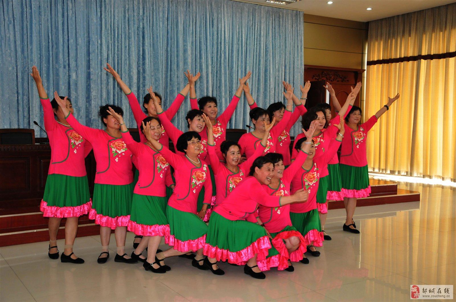 邹城市老年大学第十一届学员毕业典礼隆重举行