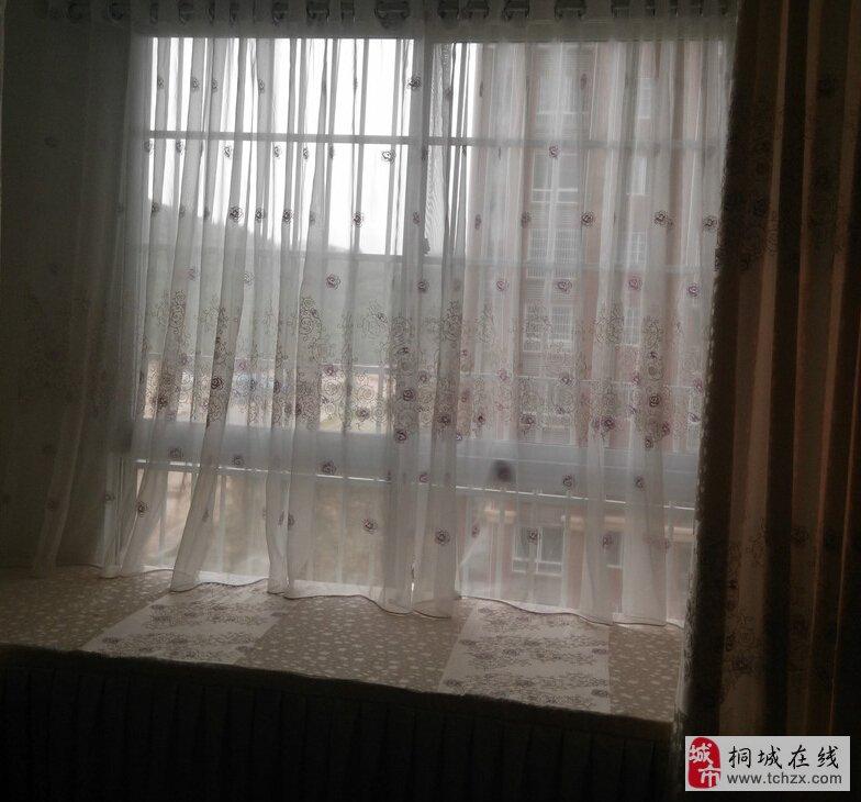 窗帘安装_装修日记_桐城论坛