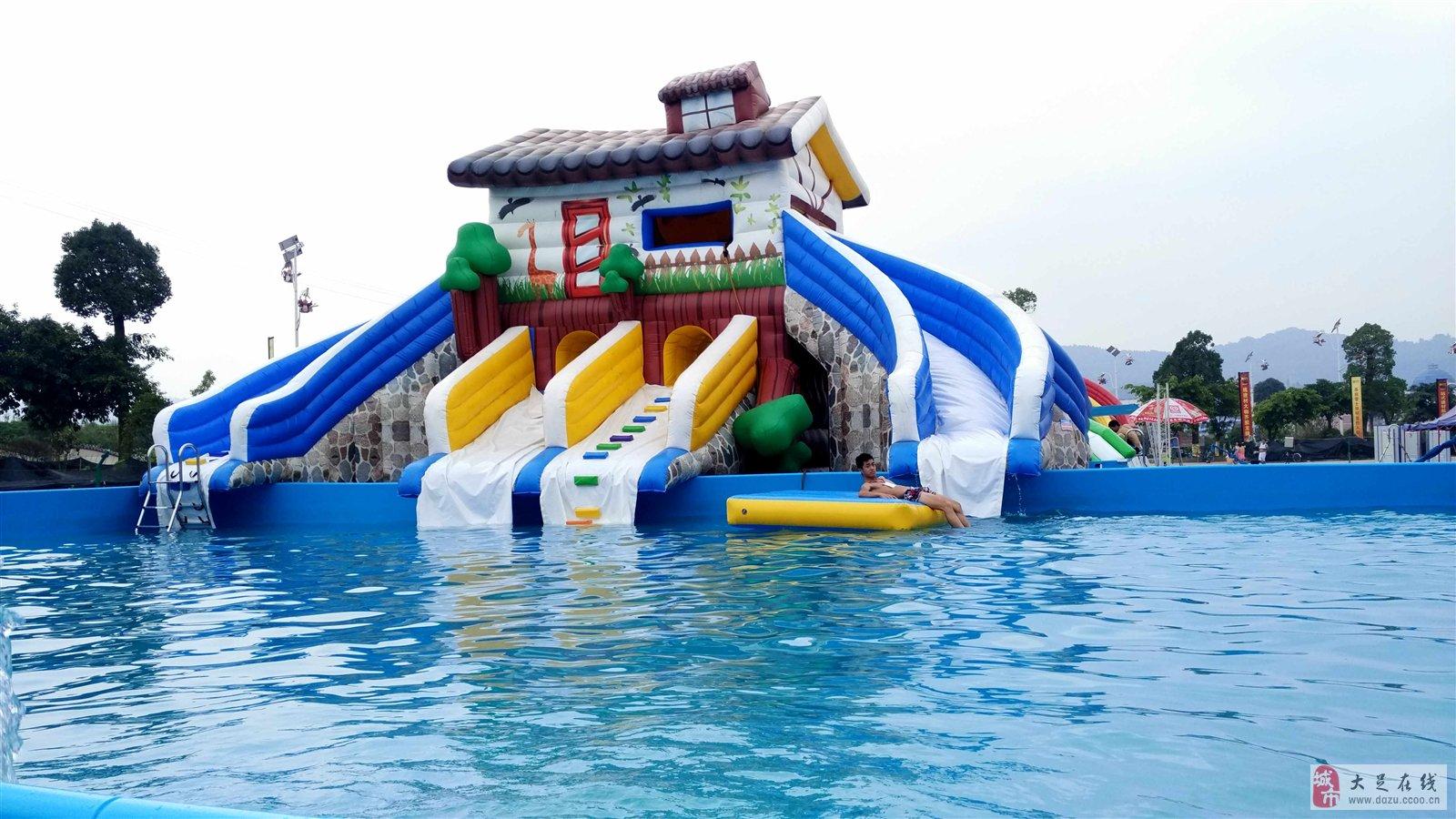 龙腾动漫水世界 大型主题水上乐园