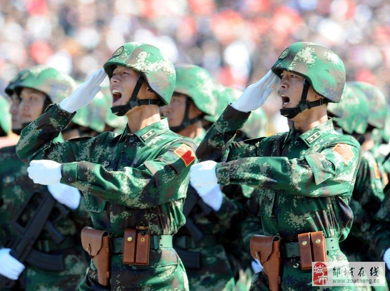 祝战友们八一建军节快乐,向各位老兵致敬!