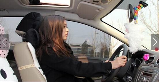 作为一名夹江女司机,我可一点也不弱呦
