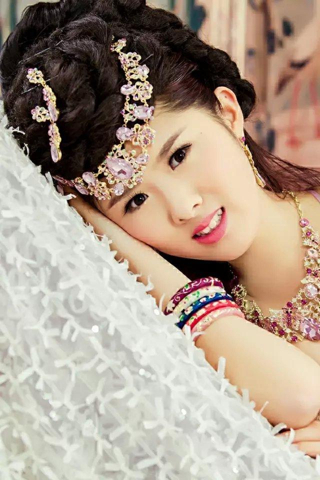 【美女秀场】招远在线微封面第一三七期:陈峥娅