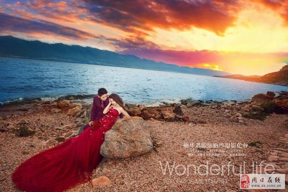 大理旅游拍婚纱照路线