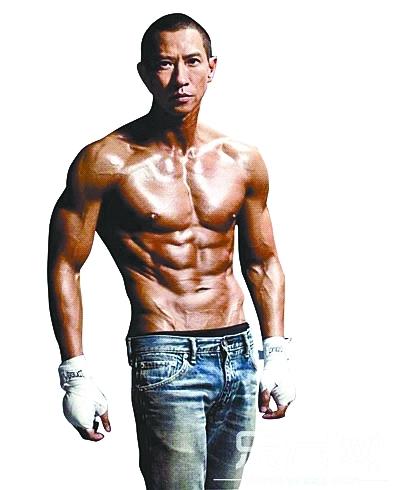 我想成为肌肉男