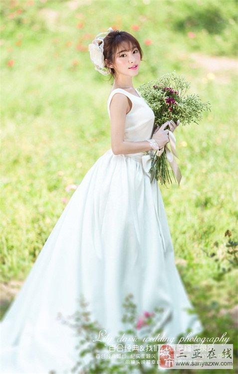 三亚婚纱摄影户外婚纱照的安全问题