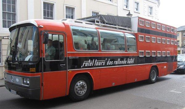 那些千奇百怪的公交车