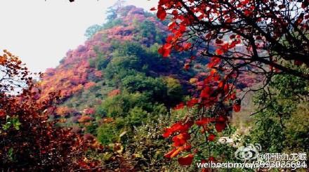 邢台九龙峡风景区