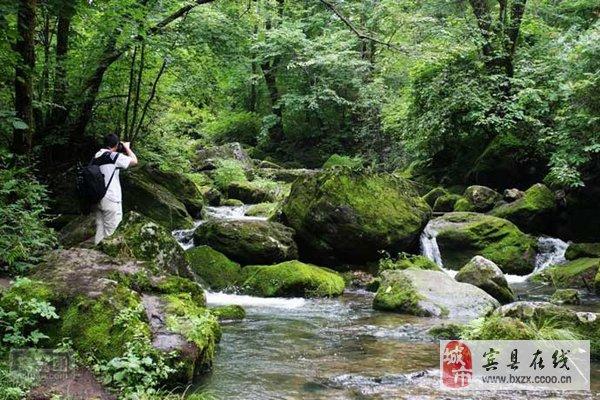 宾县香炉山风景区