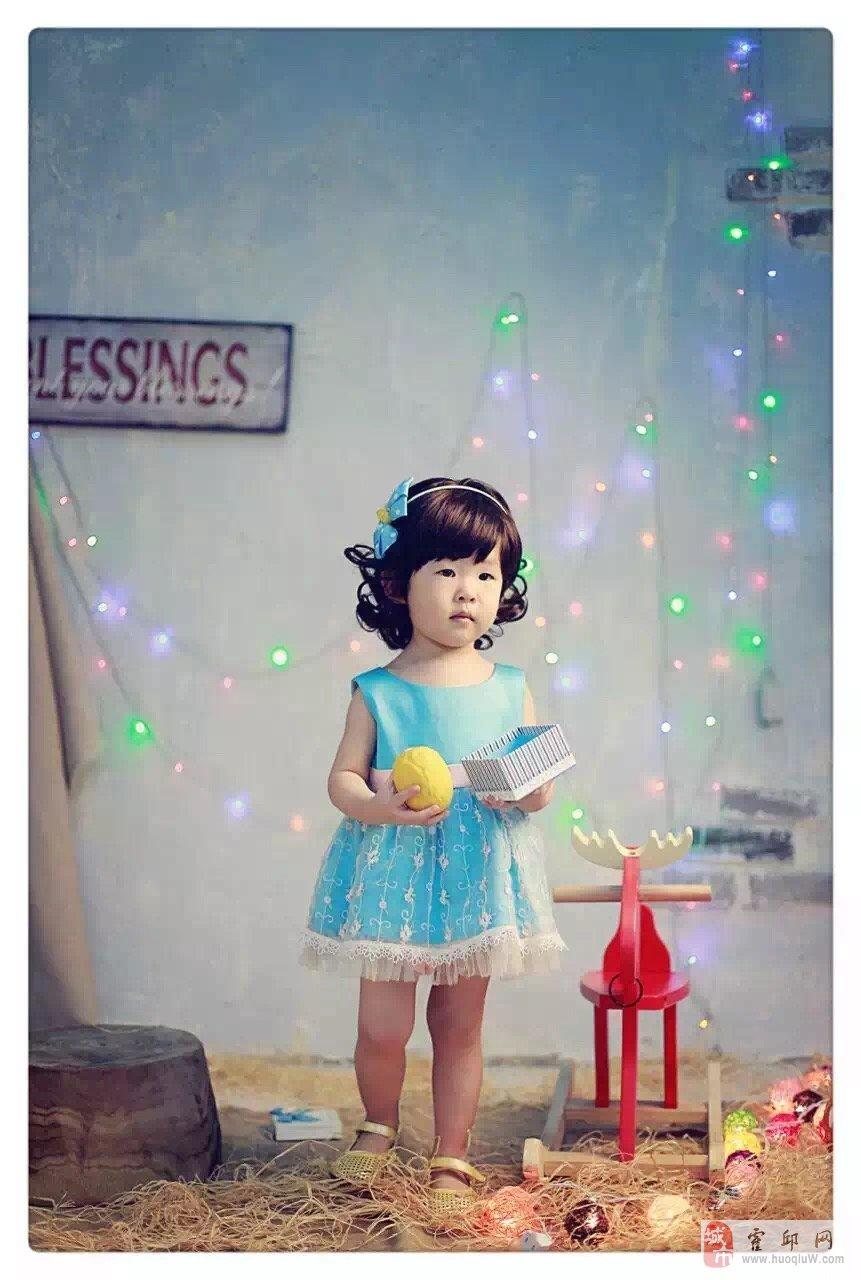 金摇篮红黄蓝儿童摄影——每天美图更新