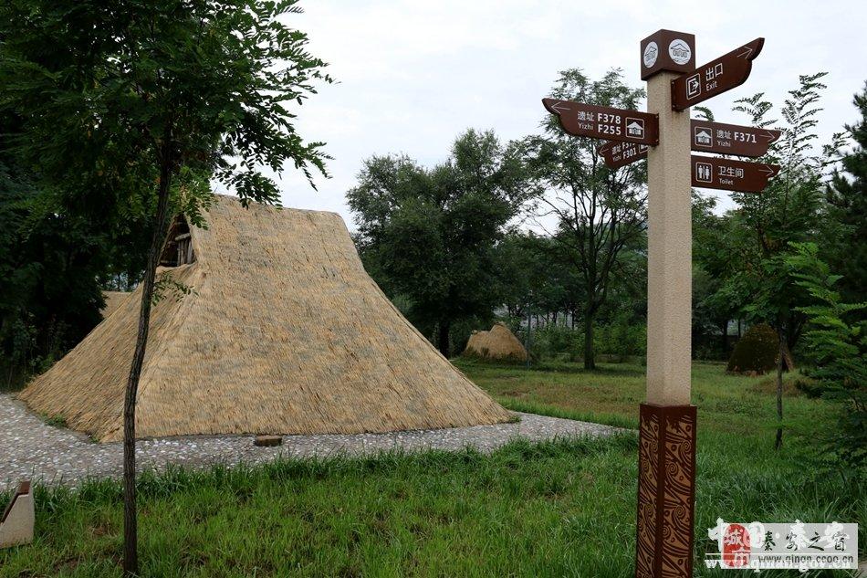 秦安大地湾遗址见证八千年史前文明