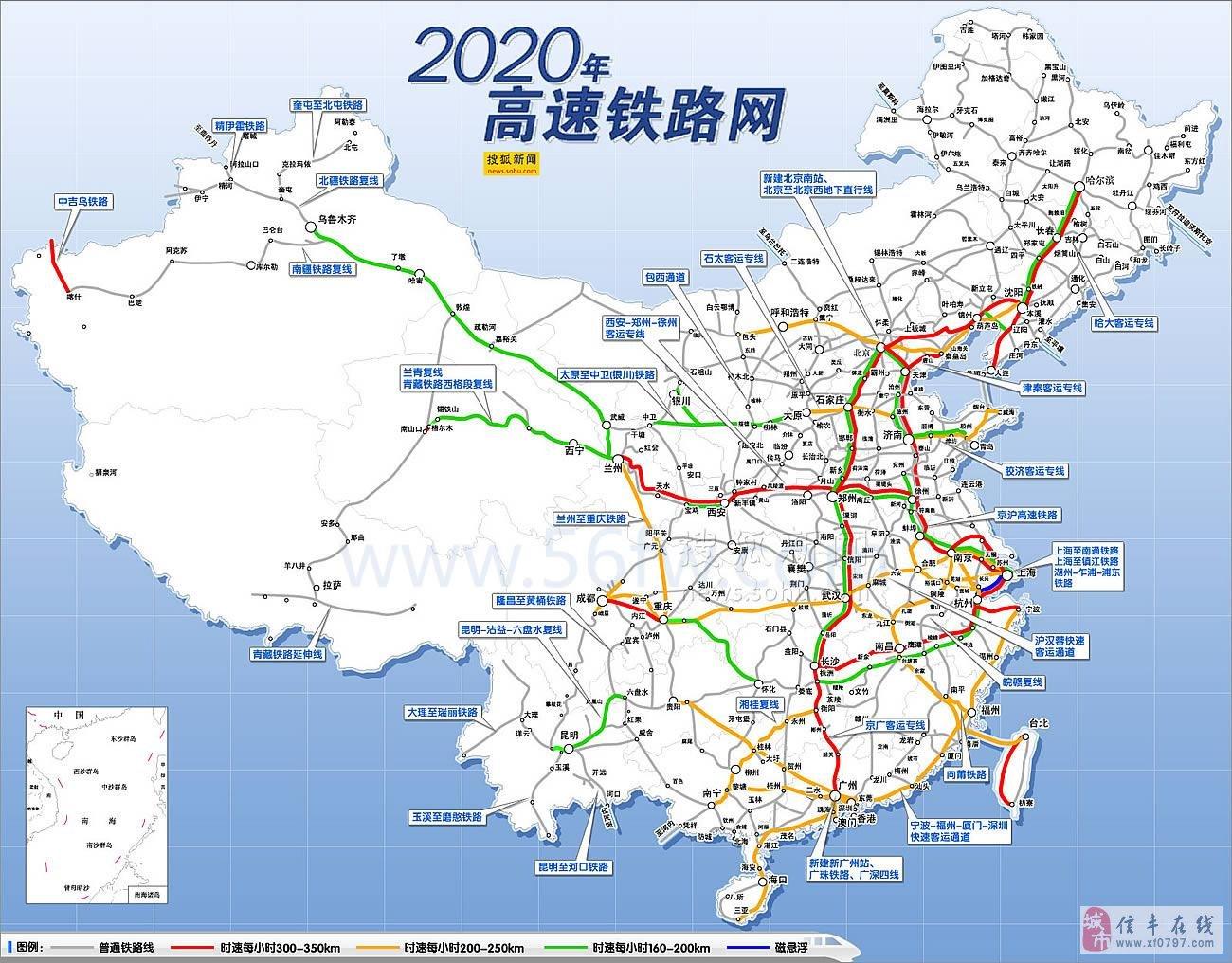 山东潍坊高铁规划图_2030年图-北京至沈阳高铁路线图,徐宿淮盐