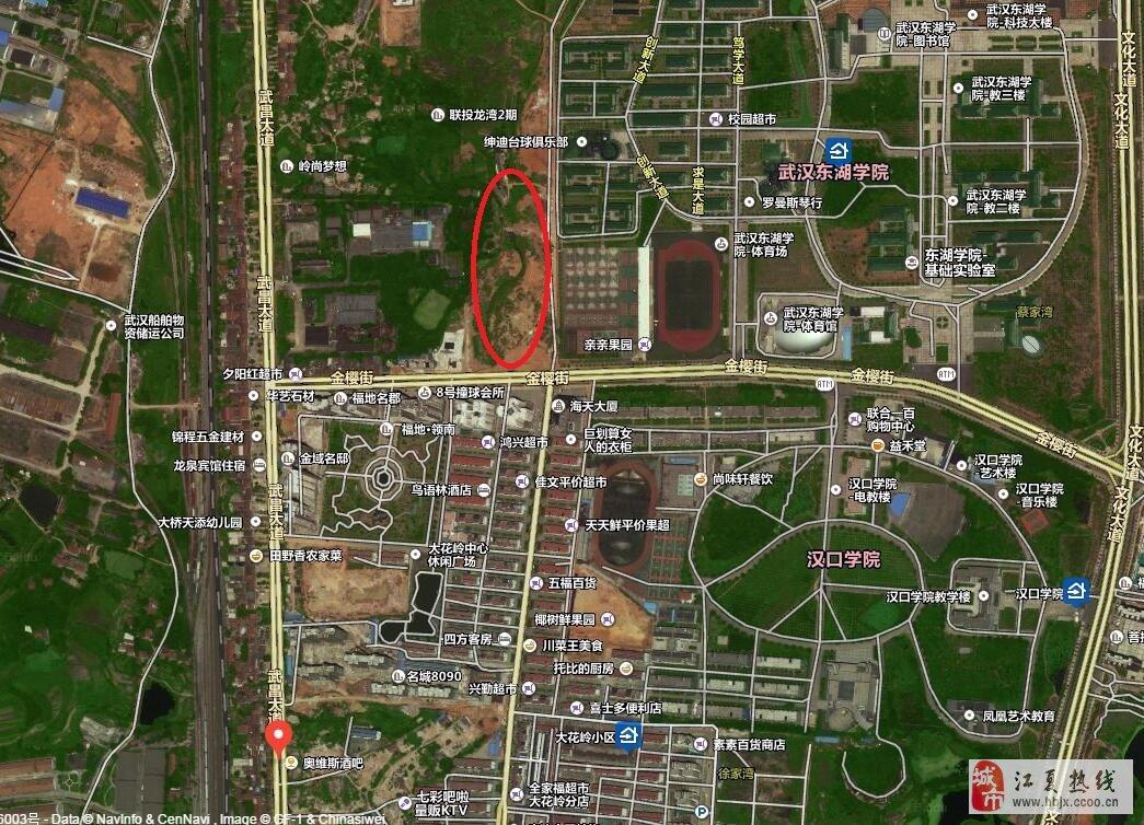 稀奇:肉食品加工厂建在大桥新区10万居民区中心
