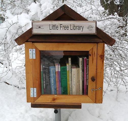 小小免费图书馆