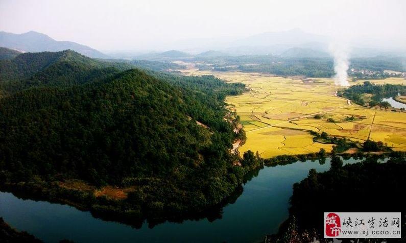 蜈蚣山风景区高清图片