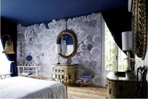 传统就是用来打破的――炫酷卧室