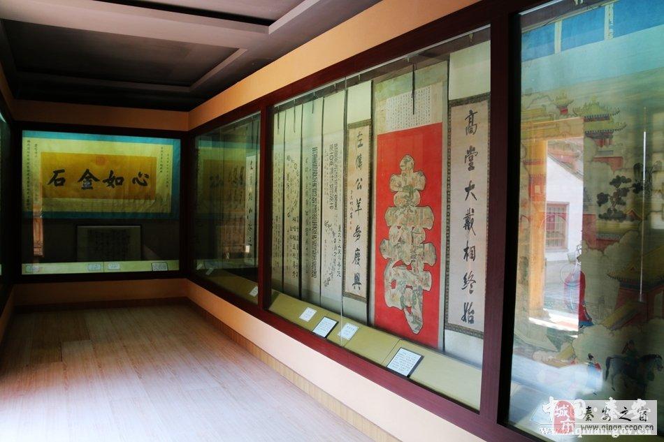 【秦安景观】县博物馆 八千史观