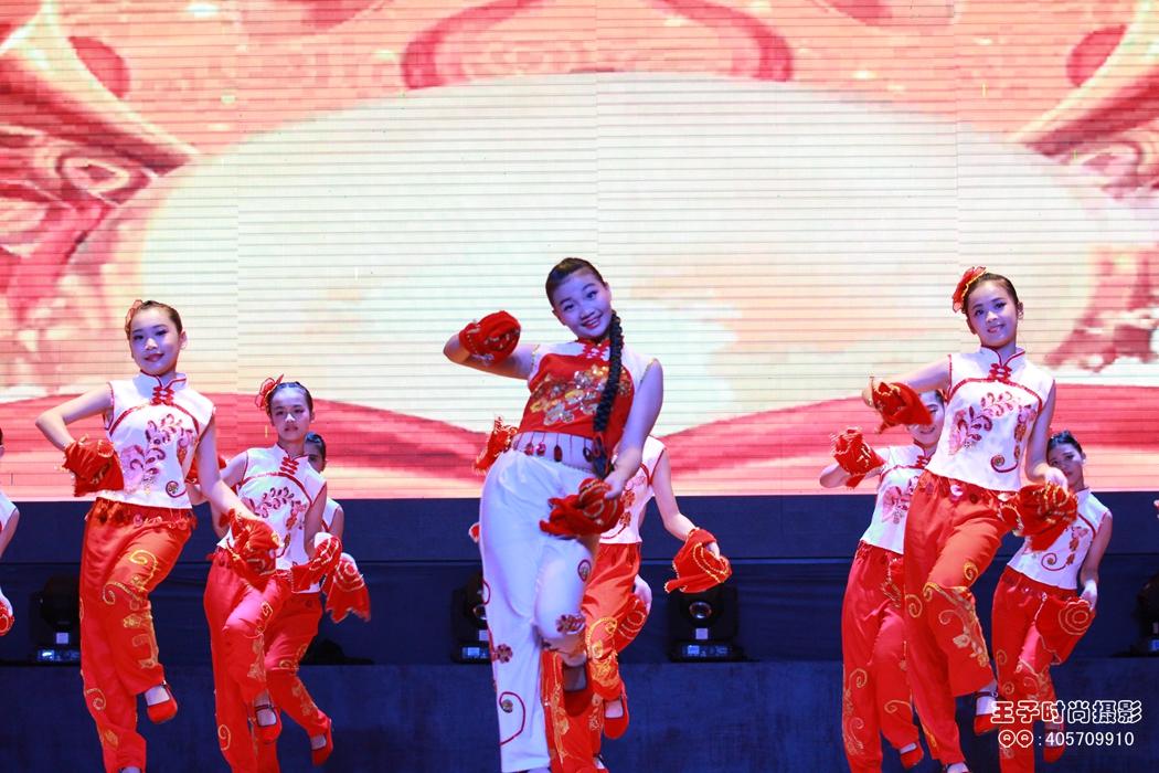 琼海市第七届中学生文化艺术节舞蹈专场晚会