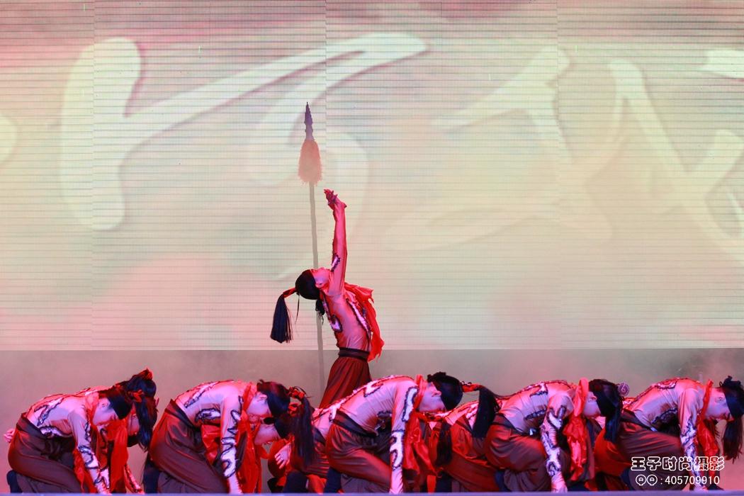 琼海市第七届中学生文化艺术节舞蹈专场晚会图片