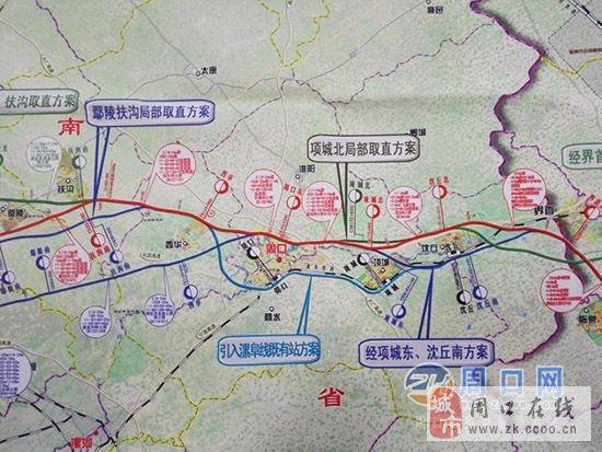 郑合高铁(郑州至阜阳段)项目总投资427