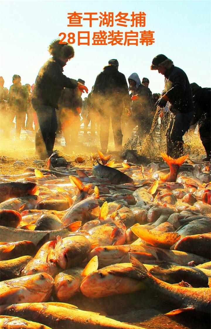 冰雪渔猎文化旅游节—查干湖冬捕全记录