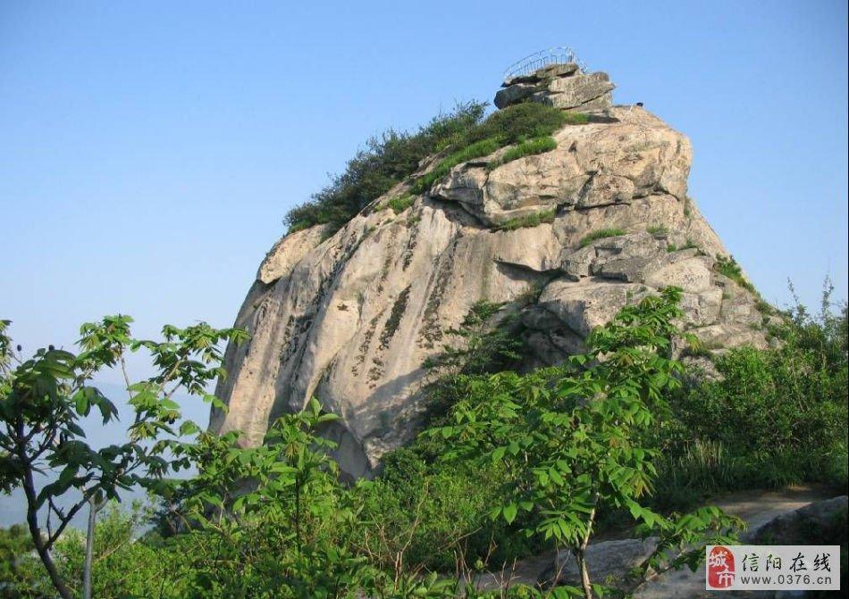 信阳鸡公山举行新年登山健身大会,活动当天上午免门票登山
