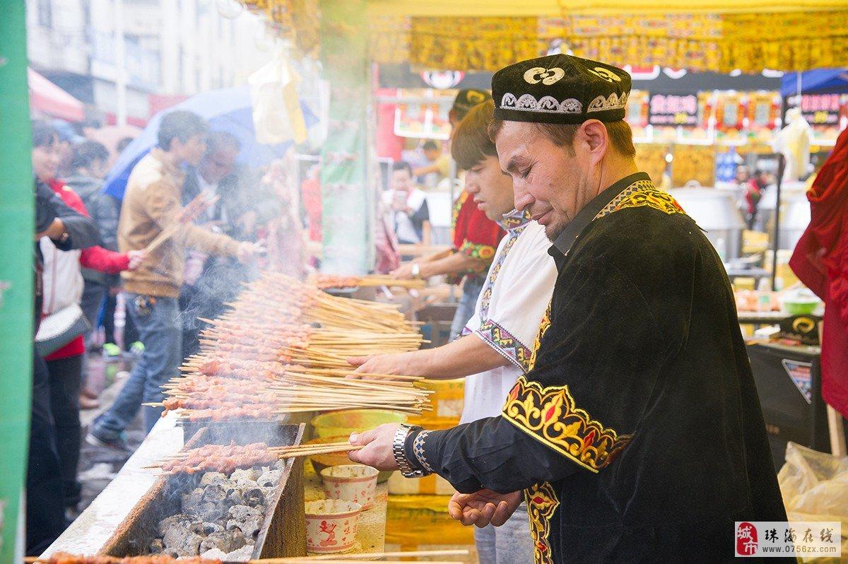 三乡美食节