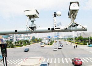 仁寿县城区和重要道路新增28处电子监控