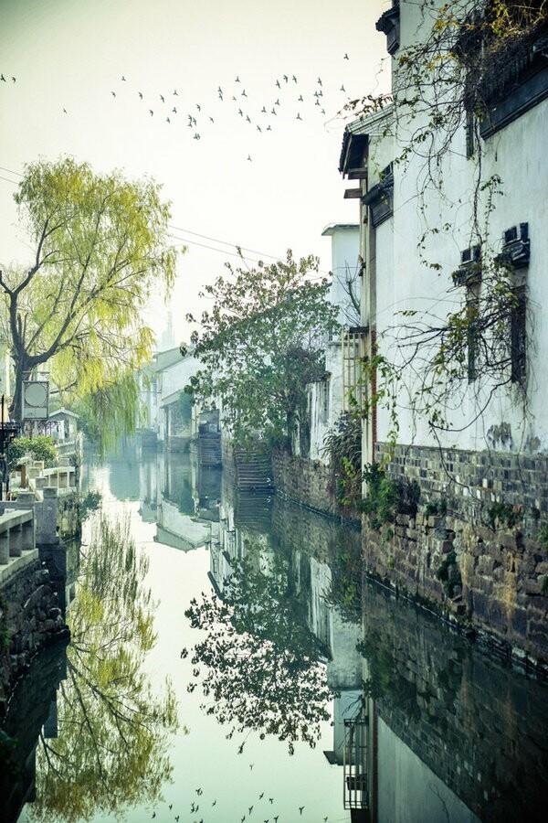 中国最美古镇!