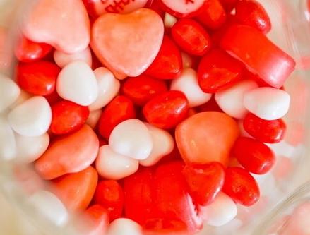 糖果看起来好好吃!!