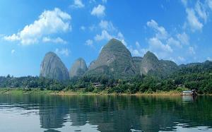 五强溪旅游