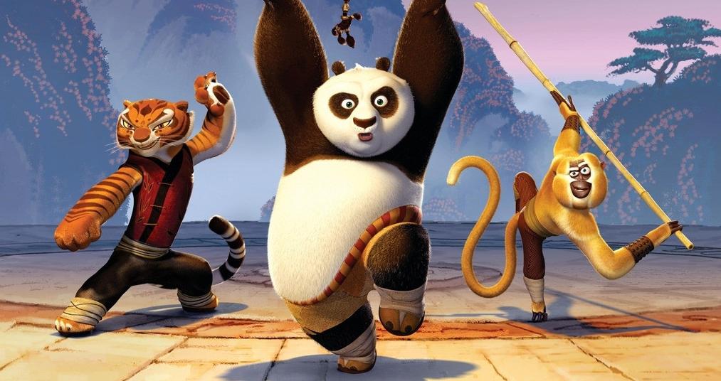 功夫熊猫3(动画3d)