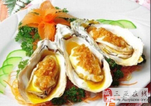 三亚海鲜美食攻略