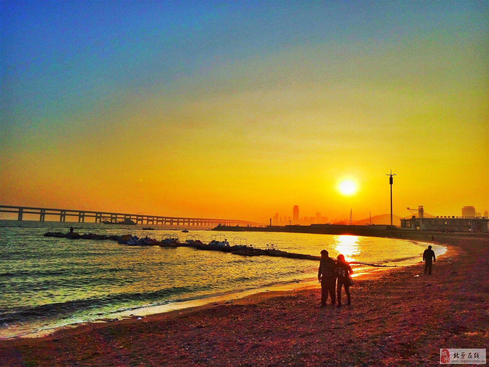 微信头像最美夕阳风景