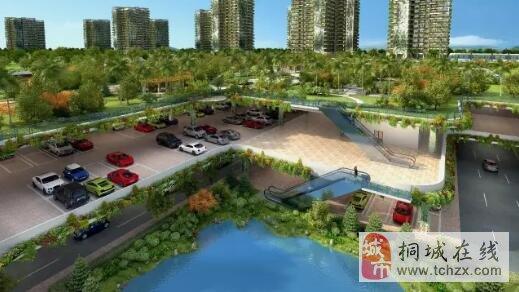 的分层立体城市规划理念,总结并升华世界先进城市规划经验,有效地