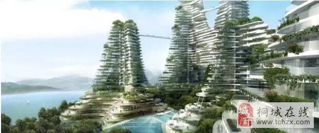最完美的规划莫过于如此,保留地区原生态风貌,将城市融入其中,