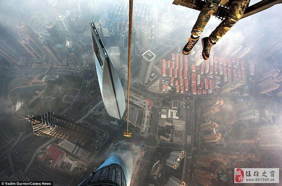 大上海美景