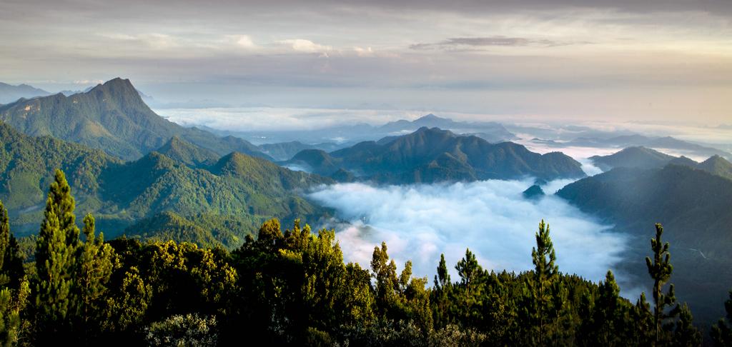 海拔在200米以上的山地占73.1%