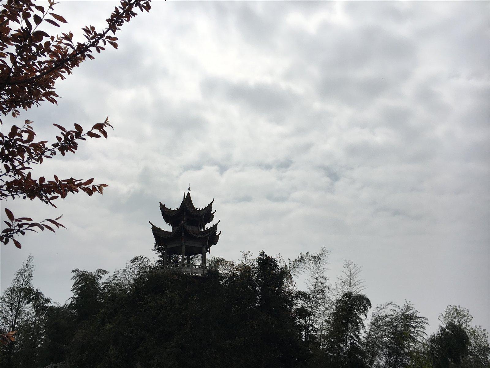 泸州叙永丹山风景区