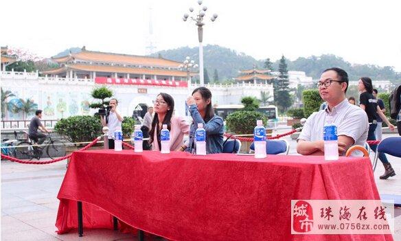 珠海城市鲁滨逊共吸引来自珠海各高校2800余名大学生参加比赛